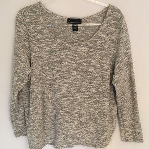 Lane Bryant Marble Sweater